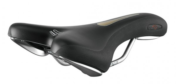Sattel Selle Royal Lookin schwz/silber,Unisex,athle,266x144mm,295g