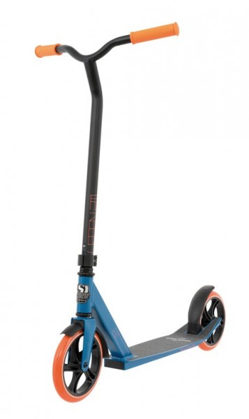 Solitary Scooter Urban 200 Palace Blue Rolle 200mm